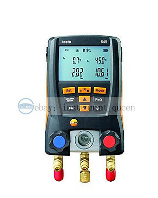 Refrigerantion Digital Manifold Gauge Meter Testo 549 HVAC Gauge 0560 0550
