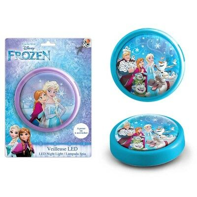 Lámpara Quitamiedos Frozen 15Cm (15769)