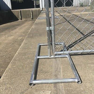 Stands or Feet for Tempoerary Construction Fence