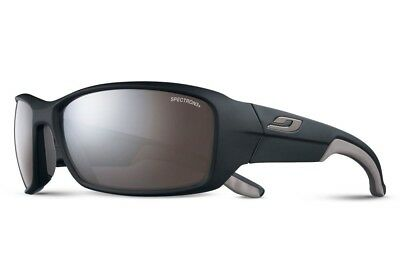 Julbo Run 3 polarized Matt Schwarz / Grau