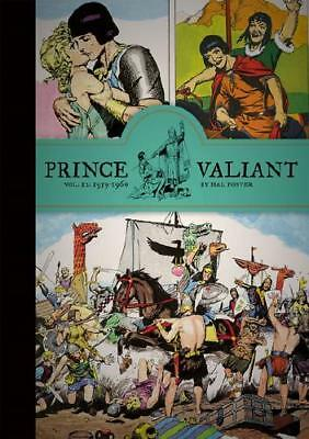 Prince Valiant. 12 1959-1960 by Hal Foster (author)