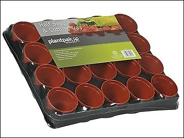 Plantpak Half Seed & Cutting Tray 20 Pot (Pack of 36) PPK70200051
