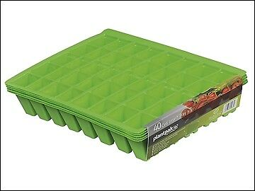 Plantpak Seed Tray Inserts 40 Cell (22 x Packs of 5) PPK70200021