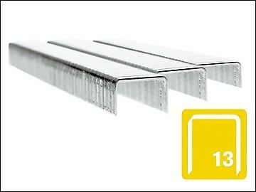 Rapid 13/8 8mm Galvanised Staples Box 5000 RPD138