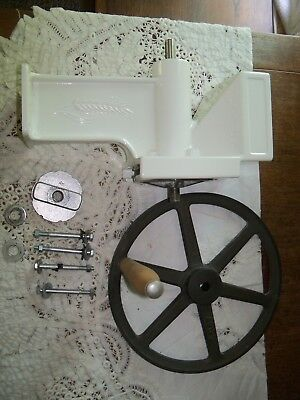 VINTAGE MAGIC Mill hp electric mill stones grain grinder wheat