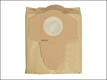 Einhell Dust Bags For INOX 1250 Vacuum Pack of 5 EIN2351152