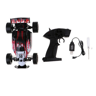 1:20 2.4Ghz Remote Control Off-Road Truck High Speed 15km/h RTR RC Car - Red