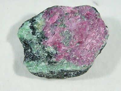 A BIG! 100% Natural Red RUBY Crystal In a Zoisite Matrix! Tanzania 170gr