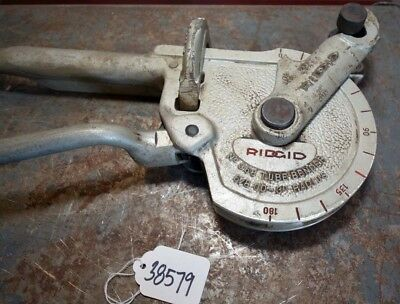 Ridgid No. 358 Tube Bender (Inv.38579)