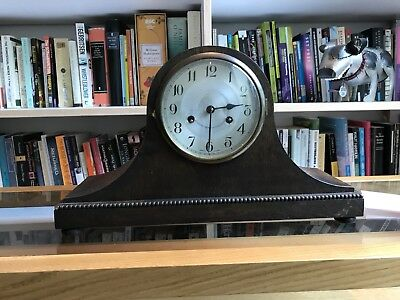 Clock. Old Shelf Clock