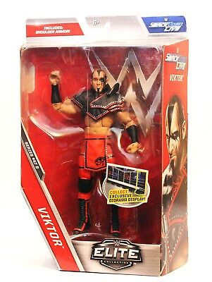 WWE Elite Collection - Viktor Smack Down live Distressed Box Deal DTH94