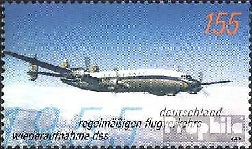 FRD (FR.Germany) 2450 (complete issue) unmounted mint / never hinged 2005 Air Tr