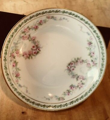 Antique HAVILAND LIMOGES  A Small BOWL GDA FRANCE CH FIELDS RARE china pattern