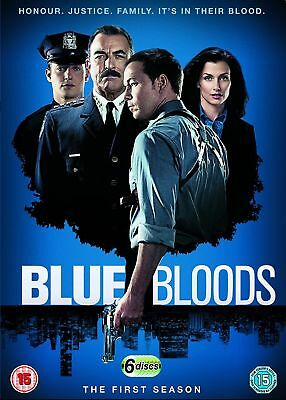 Blue Bloods - Series 1 - Complete (DVD,6-Disc Set)