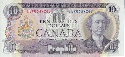 Canada Pick-number: 88d uncirculated 1971 10 Dollars