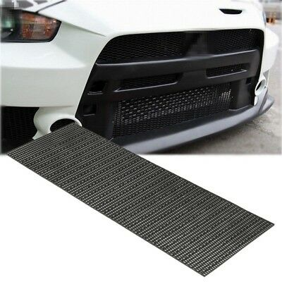Universal Plastic Grille Grill Honeycomb Vent Car Tuning Racing Mesh 120 x 40cm