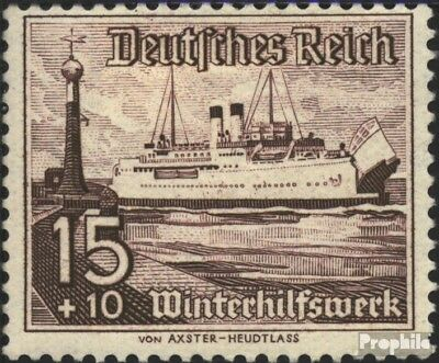 German Empire 657 unmounted mint / never hinged 1937 Vessels