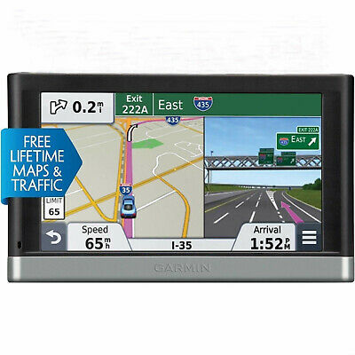 Garmin nuvi 2597LMT Automotive Mountable gps free lifetime maps
