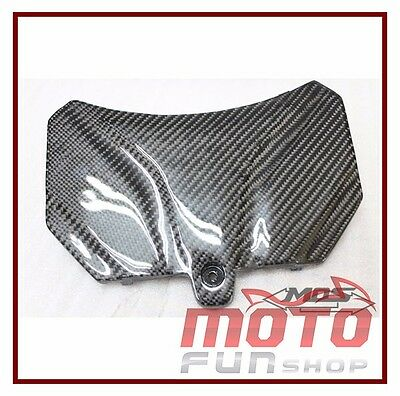 Yamaha BWX X 125 YW125 ZUMA 125 Carbon Fiber Battery Cover Accumulator Cover