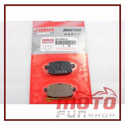 Genuine Front Brake Pad Kit For Yamaha ZUMA 100 / BWS 100