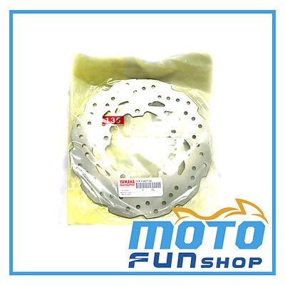 Genuine Front Brake Discs For Yamaha SMAX / Majesty S