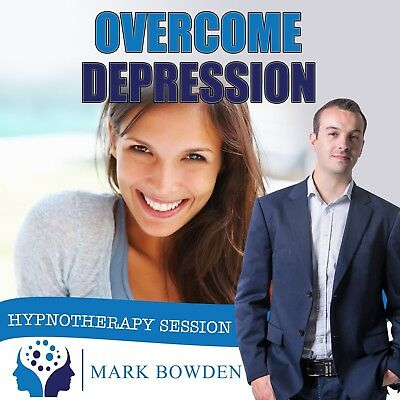 How To Deal With And Overcome Depression Self Hypnosis CD - Hypnotherapy ... New