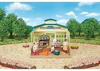 NEW Sylvanian Families - Grocery Market Kids Childrens Toys