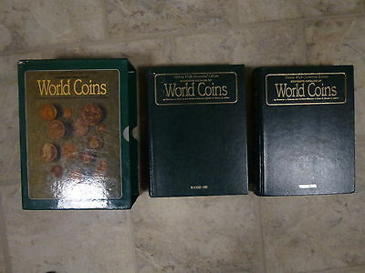 Book - Standard Catalog of World Coins 2-volume set 3008 pages 1991 ANA edition