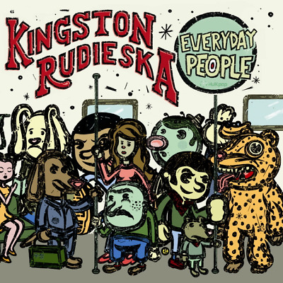 KINGSTON RUDIESKA Everyday People LP