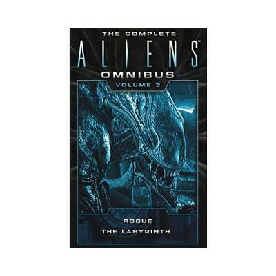 The Complete Aliens Omnibus. Volume 3 by Sandy Schofield (author), Stephani D...