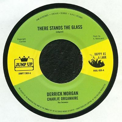 Derrick Morgan THERE STANDS THE GLASS 7