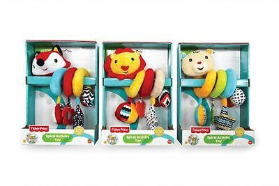 Fisher price Baby's Spiral activity Educational toy Assorted