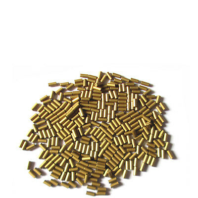 100 Pcs Gold Color Flints Universal Clippers Petrol High Quality Lighter New
