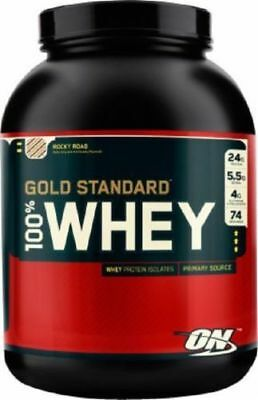 Optimum Nutrition Gold Standard 100% Whey Protein 2.27kg  FREE NEXT DAY TRACKED