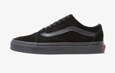 Vans UA OLD SKOOL Sneakers nere numero 42.5/ US 9.5/ UK 8.5 color nero