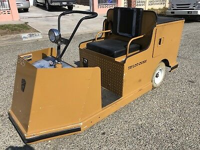 Taylor Dunn Personnel carrier Mechanic Cart