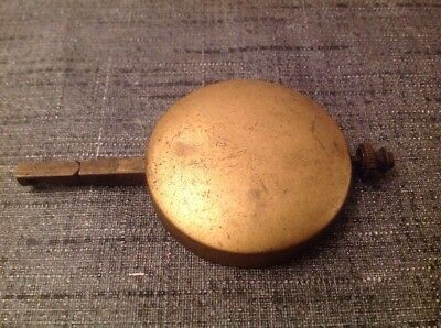 Antique Pendulum 89g 43mm Diameter 80mm Long For Spare Parts