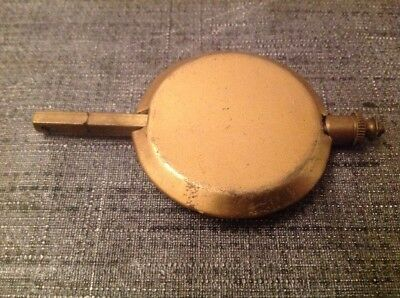 Antique Pendulum 118g 48mm Diameter 85mm Long For Spare Parts