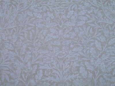 William Morris Curtain Fabric  Pure Acorn   5.2 Metres Dk4349