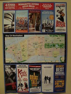 new york city official visitor map nyc time square subway map guide feb 2018