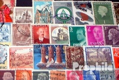 Europe 50 different stamps