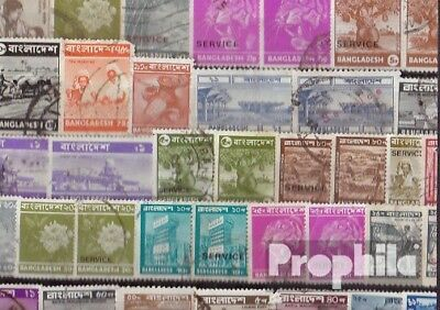 bangladesh 50 different stamps