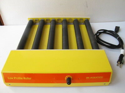 IBI Scientific Low Profile Laboratory Roller - 6 Movable Rollers