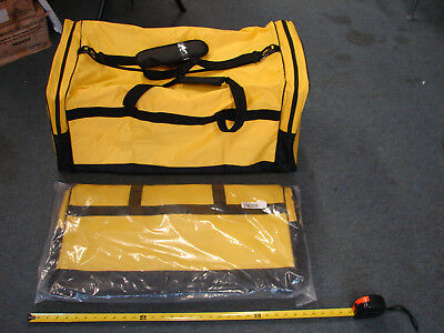 East Bay Duffle Bags Yellow Extra Large Xl 30 In By 16 In Huge New