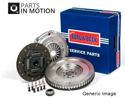 Solid Flywheel Clutch Conversion Kit HKF1002 Borg & Beck Set Quality Replacement