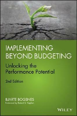 Implementing Beyond Budgeting by Bjarte Bogsnes (author)