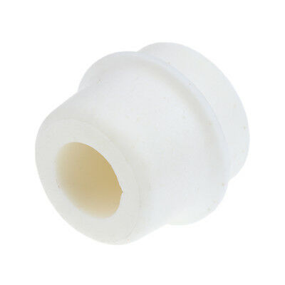 Silicone Rubber Stopper Plugs / Tapered Rubber Stoppers White / 48-53mm
