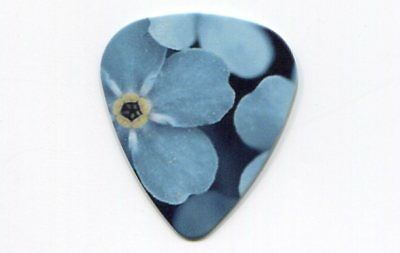 FLOWERS Novelty Guitar Pick!!! #4