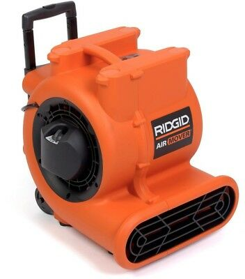RIDGID 1625 CFM Air Mover 3 Speed Heavy Duty Induction Motor Commercial Indoor
