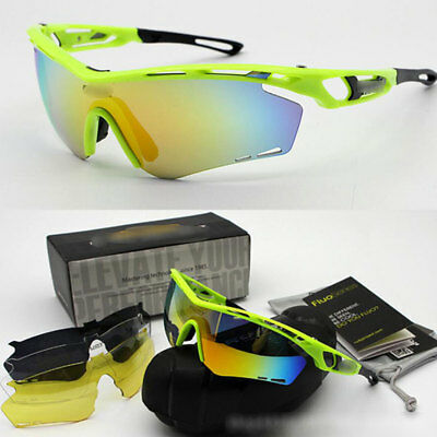 cec770902e SUNGLASSES RUDY PROJECT Polarized UV Cycling Goggles Bicycle Glasses ...